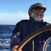 omero moretti skipper traversata atlantica in barca a vela