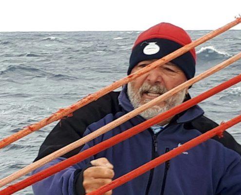 Omero moretti skipper traversata atlantica
